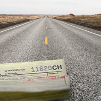 Lost Traffic Tickets and Speeding Tickets in OR