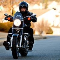 NE Motorcycle Manual