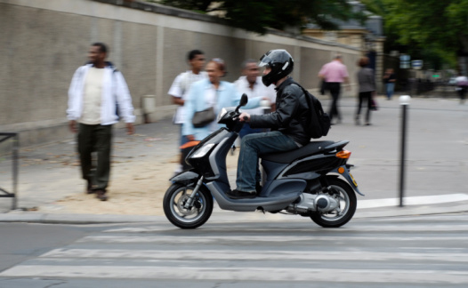 1269 How to Register a Scooter or Moped