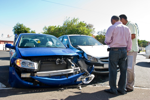 854 How to Obtain a Traffic Accident Report