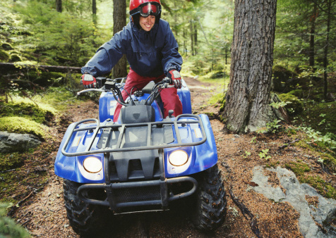 1307 Driving All Terrain: Special Licenses & Training for ATVs