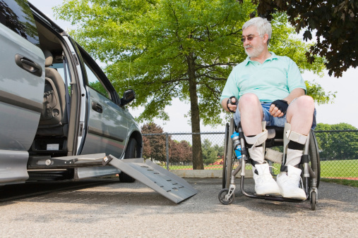 3046 Drivers with Disabilities: Traveling Out of State