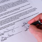Making an Auto Sales Contract