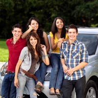 CA Applying for a New License (Teen Drivers)