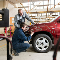 Car Repairs After an Accident
