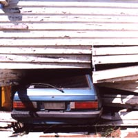 Damaging Your Own Property and Car Insurance Coverage