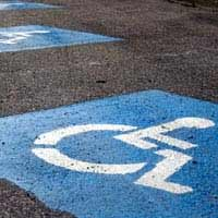 LA Disability Plates and Placards