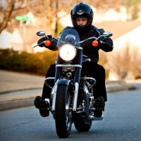 Getting Motorcycle Insurance