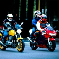Group Riding: Safety in Numbers