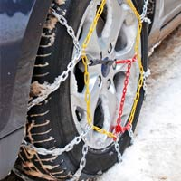 How To Put On Tire Chains