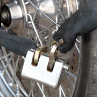 Motorcycle Theft and Your Insurance