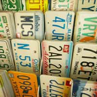 How to replace car registration in nj