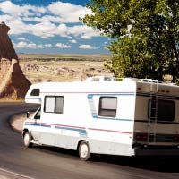 RV & Motorhome Registration