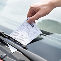 Traffic Ticket Glossary