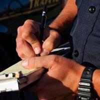 Reading A Florida Uniform Traffic Citation - Moffitt & Baker, P.A.