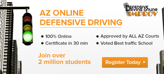 ... drivers defensive driving schools fees out of state tickets additional: http://www.dmv.org/az-arizona/defensive-driving.php