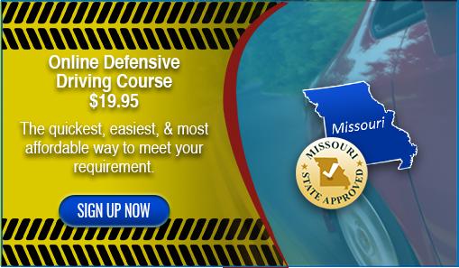 Missouri Defensive Driving Course