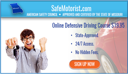 Missouri Defensive Driving Course
